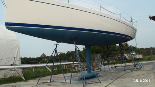 Port Side of Boat