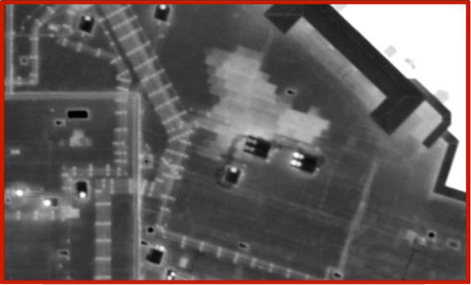Thermal Ariel Image