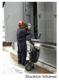 Infrared Expert witness with infrared inspection and testimony