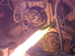 The Use of Infrared Thermography for Steel Process