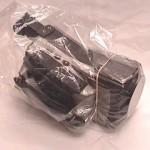 Image in Plastic  Wrap
